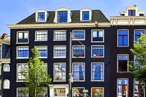Amsterdam hotels near cruise passenger terminal in Netherlands