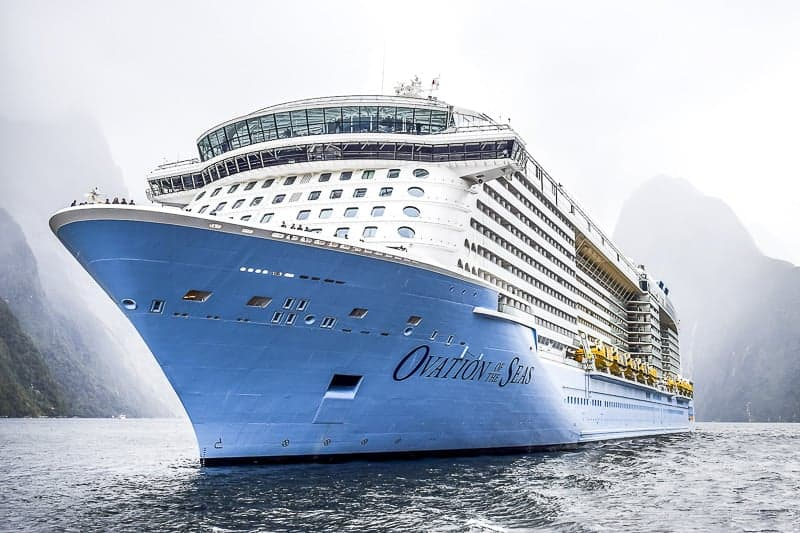 Ovation of the Seas by Royal Caribbean Cruises