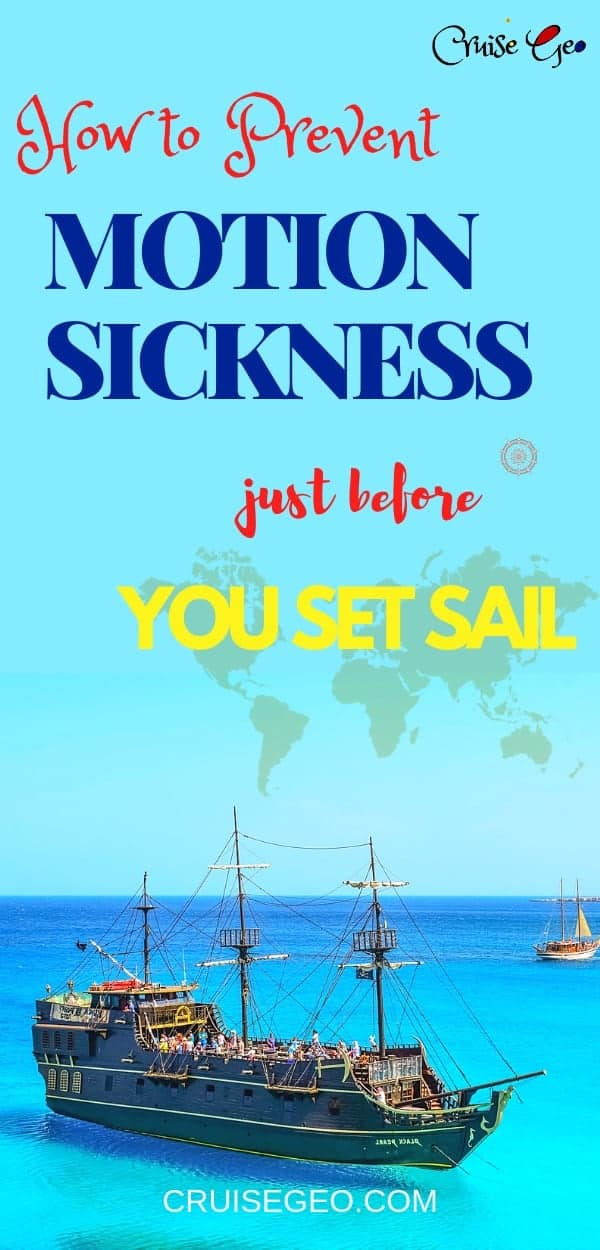 Motion Sickness Prevention