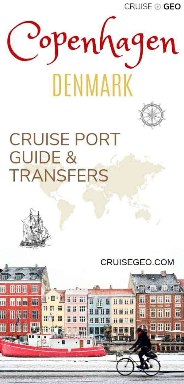 Copenhagen Denmark Cruise Port Guide