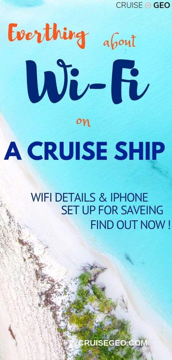 Wifi On a Cruise