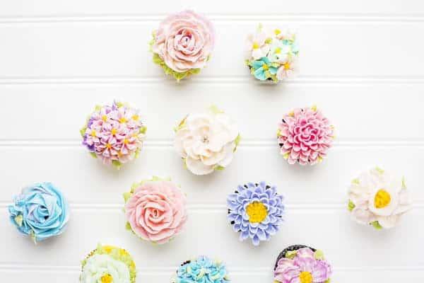Pinterest Pastel Flowery Images