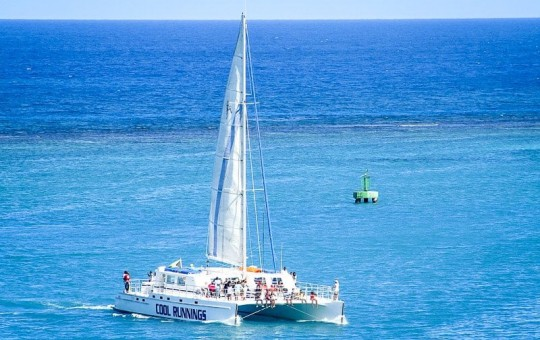 Enjoying Catamaran Cruising in the Caribbean