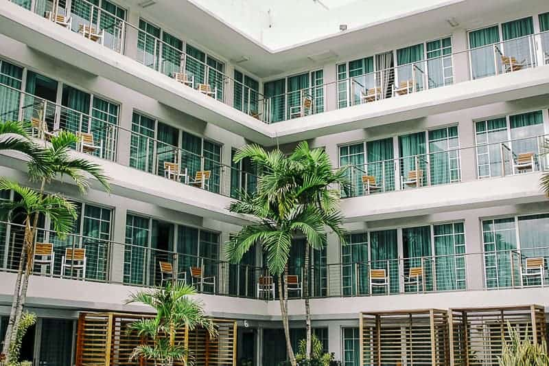 Miami Cruise Port Hotels