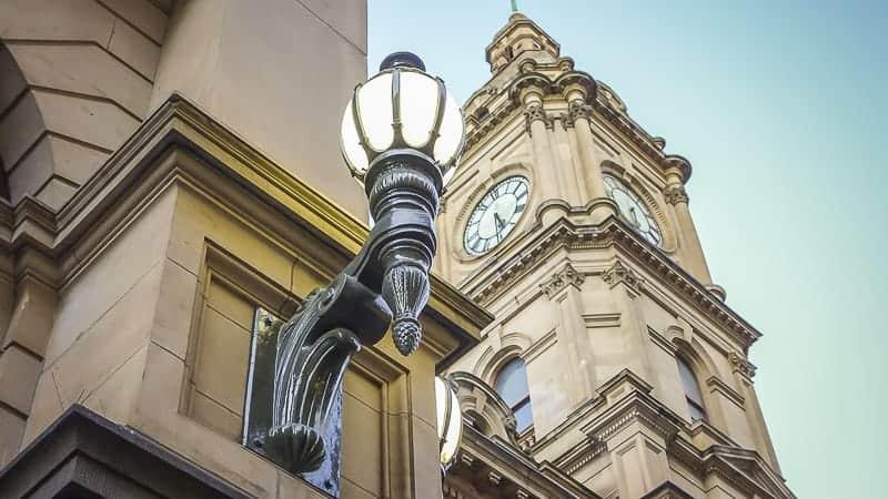 Victorian Architecture in Melbourne