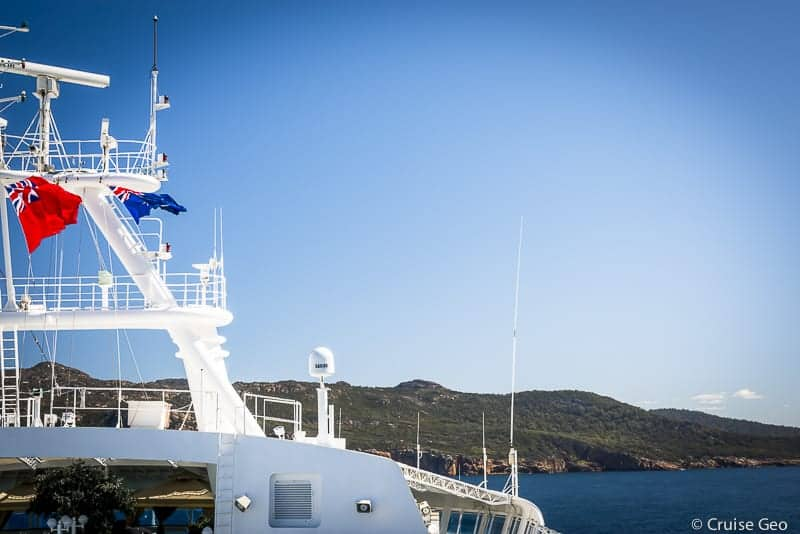 Tasmania Cruises with Princess Cruises