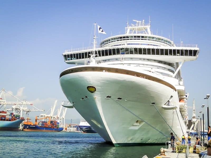 Best Couple Cruise Ship - Princess Cruises