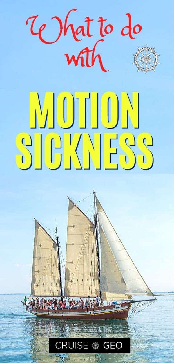 What to Do with Motion Sickness