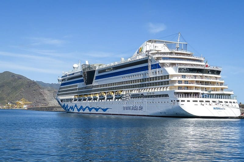 Best cruise ships for families
