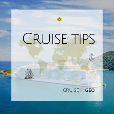 Cruise Tips by Cruise Geo