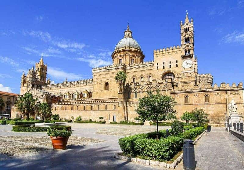 Palermo architecture, Italy