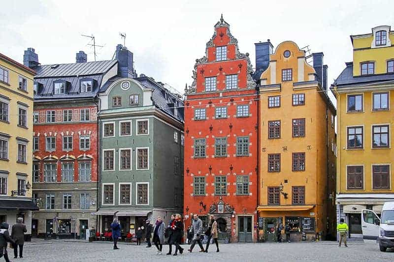 Top Stockholm hotels, located in Gamla Stan Stockholm Old Town, Sweden