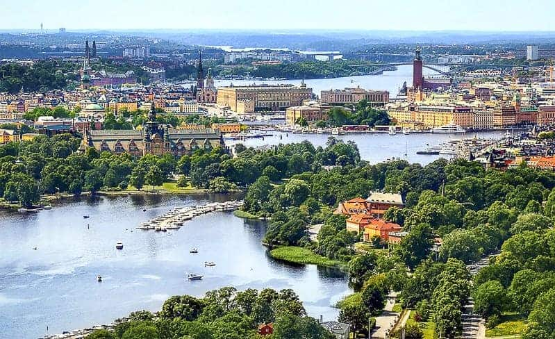Finding the best hotels in Stockholm, Sweden for Baltic Cruises