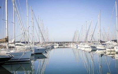 Civitavecchia Harbour