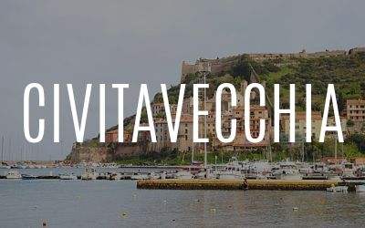 Civitavecchia Cruise Port