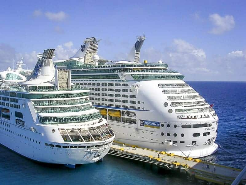 Norwegian Cruise Line Explorer