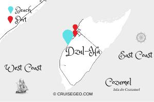 Dzul Ha Map