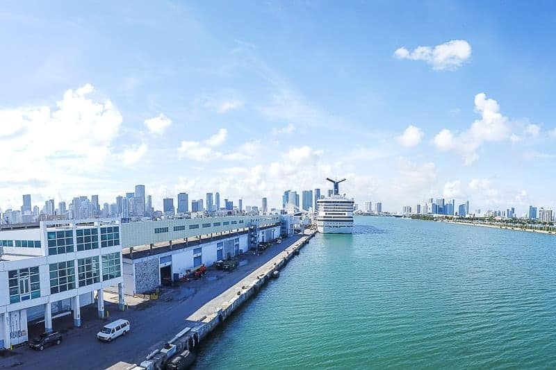 Car Rentals in Miami Port