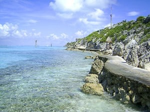 Punta Sur in Cozumel, Mexco