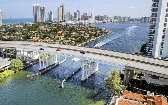 Miami Beach Bridge