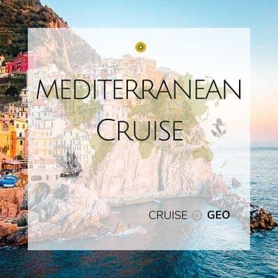 Mediterranean Cruise Logo